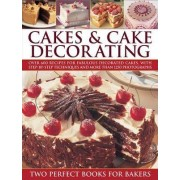 Cakes & Cake Decorationg: Two Perfect Books For Bakers by Angela Nilsen