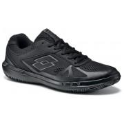Lotto Quaranta LF AMF férfi teniszcipő fekete/fekete S1454