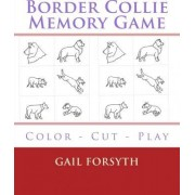 Border Collie Memory Game by Gail Forsyth