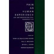 Pain as Human Experience by Mary-Jo DelVecchio Good
