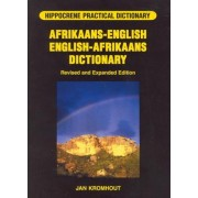 Afrikaans-English / English-Afrikaans Practical Dictionary by Jan Kromhout