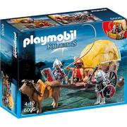Playmobil 6005 - Carro Trappola dei Cavalieri del Falcone