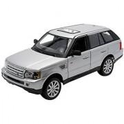 Maisto 1:18 Scale Silver Range Rover Sport by Maisto Tech