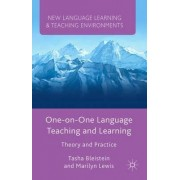 One-On-One Language Teaching and Learning by Tasha Bleistein