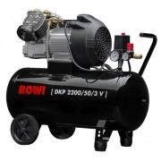 ROWI Druckluft - Kompressor DKP 2200/50/3 V