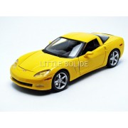 Maisto - 1/18 - Chevrolet - Corvette - 2005 - 31117y-Maisto