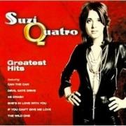 Suzi Quatro - Greatest hits (CD)