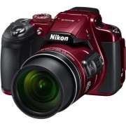 "Aparat Foto Digital NIKON COOLPIX B700, Filmare 4K, 20.3 MP, Zoom Optic 60x, 3"" LCD, WiFi (Rosu)"