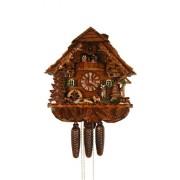 """ISDD Cuckoo Clock - Reloj cucú, diseño """"Crucero, cazador y rueda de molino"""""""