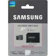 MEM SD 16GB MicroSecure Digital Class 10 PRO + ADAPTOR