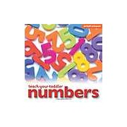 Teach Your Toddler Board Books: Numbers