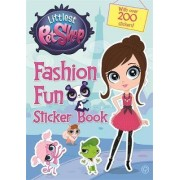 Fashion Fun Sticker Book by Hasbro UK
