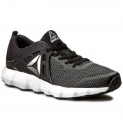 Обувки Reebok - Hexaffect Run 5.0 BD2792 Black/Dust/Wht/Pewter