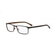 Hugo Boss Rame ochelari de vedere barbati HUGO BOSS (S) 0767 QIU MATT BROWN