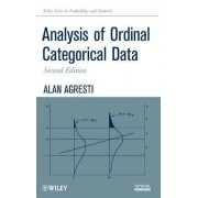 Analysis of Ordinal Categorical Data by Alan Agresti