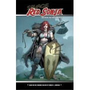 Savage Red Sonja: Queen of the Frozen Wastes by Frank Cho