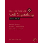 Handbook of Cell Signaling by Ralph A. Bradshaw