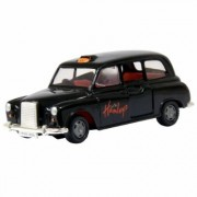 Hamleys London Black Taxi, Black