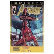 Avengers Universe N° 11 ( Infinity ) : Mission De Sauvetage ( Avengers Assemble + Captain America + Fearless Defenders + Indestructible Hulk + Thor God Of Thunder )