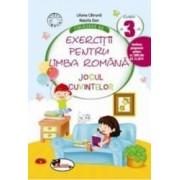 Jocul cuvintelor cls 3 culegere de exercitii pentru limba romana - Liliana Catruna Natalia Dan