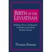 Birth of the Leviathan by Thomas Ertman