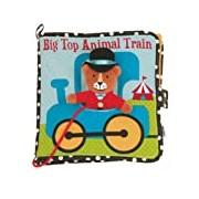 Manhattan Toy Livre Big Top Animal Train