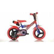 Bicicleta Spiderman 123GL SP
