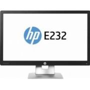 Monitor LED 23 HP Elite Display E232 Full HD IPS Negru