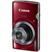 """Canon IXUS 165 Cámara digital compacta de 20 Mp (pantalla de 2.7"""", zoom óptico 8x, estabilizador), color rojo"""
