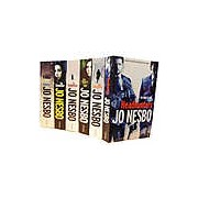 Harry Hole Mystery Series Collection Jo Nesbo 6 Books Set