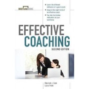 Manager's Guide to Effective Coaching by Marshall J. Cook