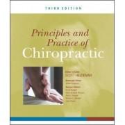 Principles and Practice of Chiropractic by Scott Haldeman