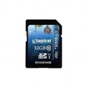 Memory Card Flash Memoria SD Kingston 32GB CLASSE 10 Originale UHS-1 ELITE SD10G3/32GB