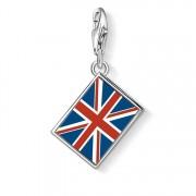 THOMAS SABO Charm brittisk flagga
