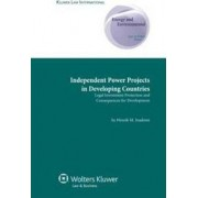 Independent Power Projects in Developing Countries by Hendrik M. Inadomi