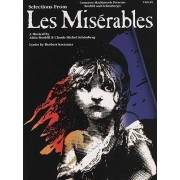 Selections From Les Miserables For Violin by Alain Boublil