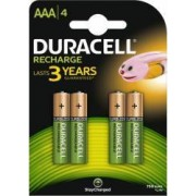 Acumulatori Duracell AAAK4 750mAh