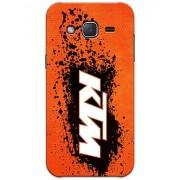 myPhoneMate KTM Logo case for Samsung Galaxy J2 J200 (2015)