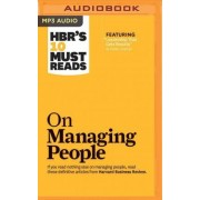 HBR's 10 Must Reads on Managing People by Harvard Business Review