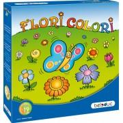 Joc Florile Colorate Beleduc