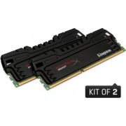 Memorie HyperXBeast T3 16GB Kit2x8GB DDR3 2133MHz CL11 XMP Black
