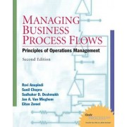 Managing Business Process Flows: W/Student CD by Sunil Chopra