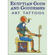 Egyptian Gods and Goddesses Art Tattoos by Marty Noble