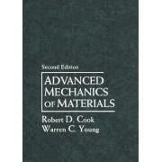 Advanced Mechanics of Materials by Robert Cook
