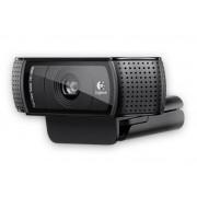 "CAMERA WEB Logitech Webcam C920,HD PRO 1920x1080, 15MP Sensor, Microfon, Carl Zeiss lens, USB 2.0 ""960-001055"" (include timbru verde 0.01 lei)"