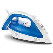 Calor FV3920C0 Fer Vapeur Easygliss - Technologie Durilium pour une Glisse Facile - Système Anti-Calcaire Intégré et Anti-Gouttes - Bleu