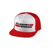 Acer Czapka dziecięca Old School red Ferrari F1 Team 2014
