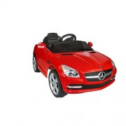 Mercedes Benz Slk Class 6 V Kids Electric Ride On Car With Mp3 And Remote Control Red