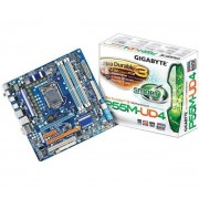 Carte mre Gigabyte GA-H170M-D3H Micro ATX Socket 1151 Intel H170 Express - SATA 6Gb/s + M.2 + SATA Express - USB 3.0 - 2x PCI-Express 3.0 16x