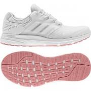 Adidas Galaxy 4 W - scarpe running neutre - donna - White/Rose